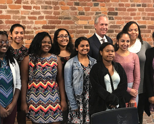 Empowered Team with Mayor Greg Fischer